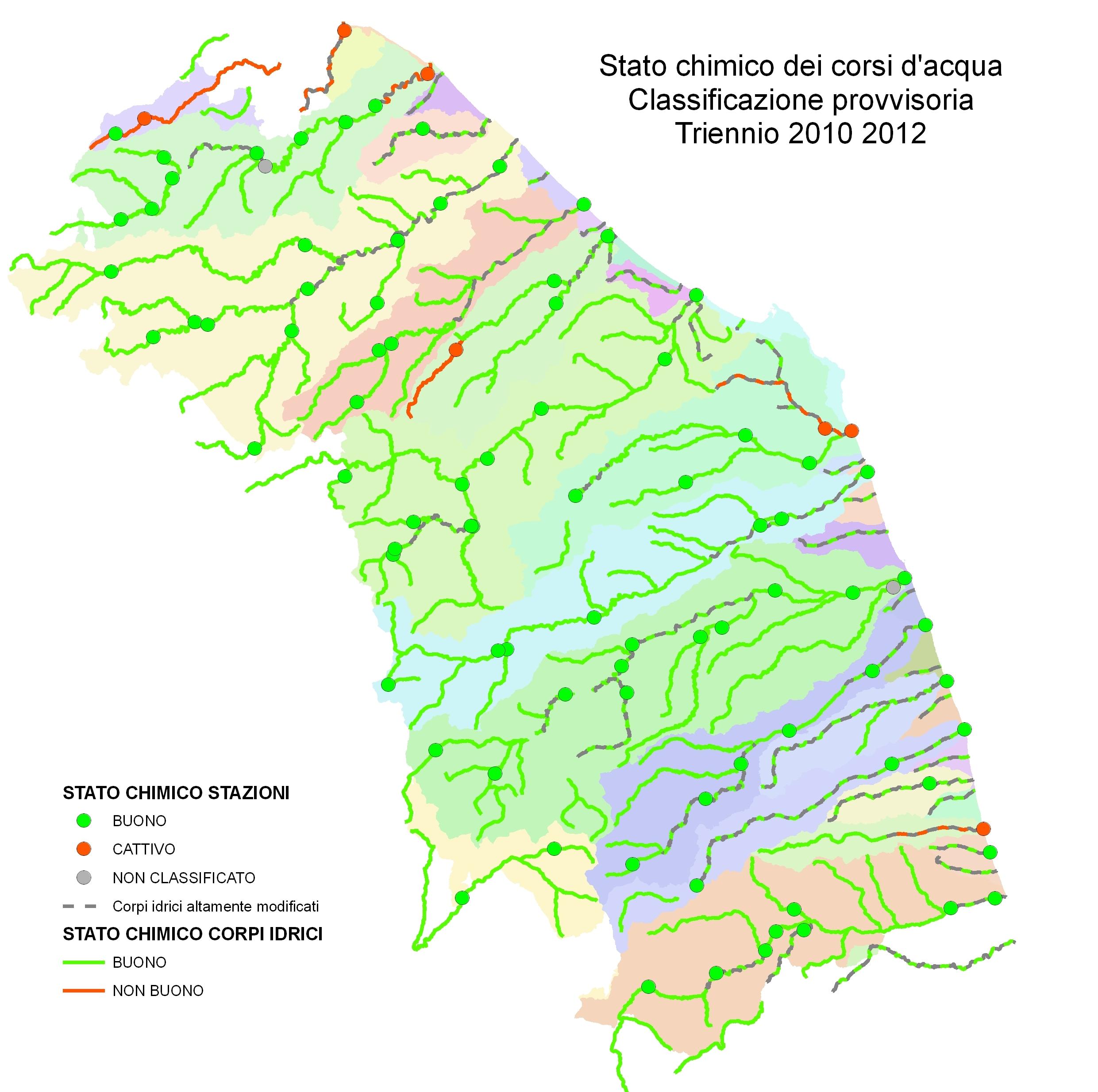Classificazione dei corsi d 39 acqua - Portano acqua ai fiumi ...