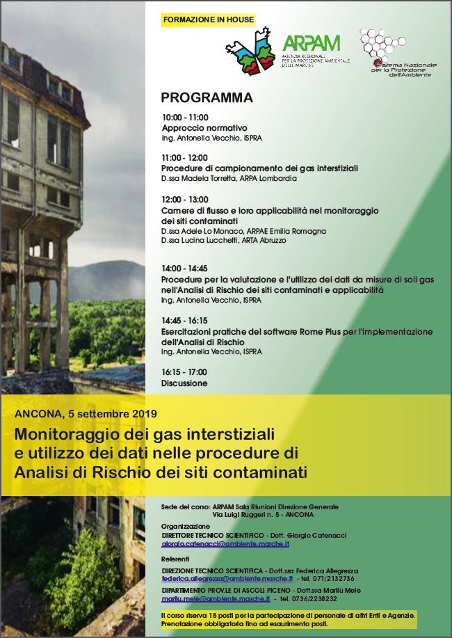 programma gas adr